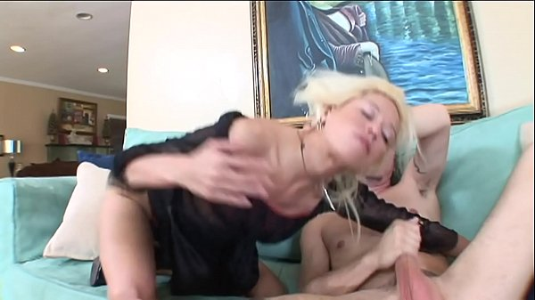 Young, Sofa, Blondes, Milf young