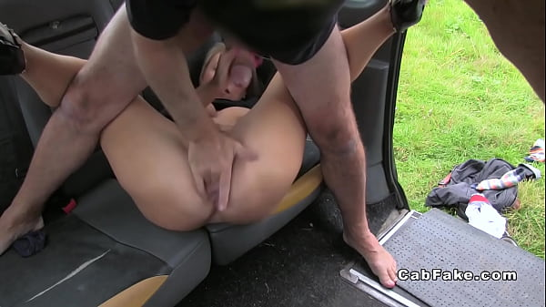 Fake taxi, Hot blond anal, Fake taxy, Fake taxi anal