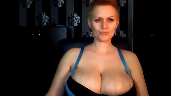 Short hair, Tits out
