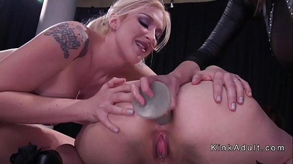 Mouth, Lesbian threesome, Ass to mouth, Dildo lesbian