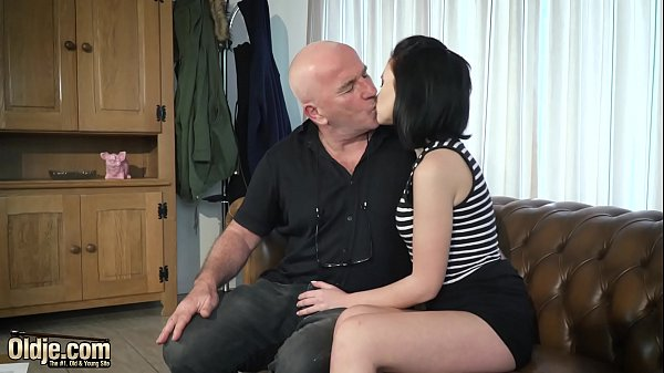 Grandpa, Old young, Young pussy, Nice pussy, Teen shaved, Old grandpa