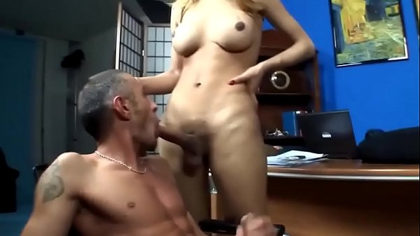 Fake tits, Shemale cum, Shemale on shemale, Shemale big cock