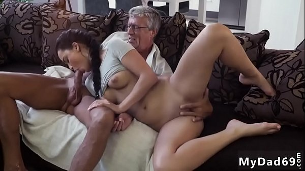 Mature mom, Son and mom, Young son, Strapon mature