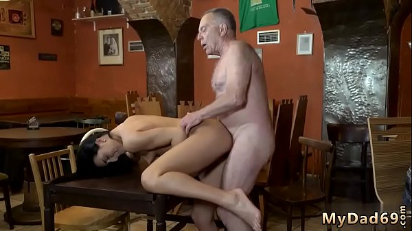 Czech, Old guy, Tied up
