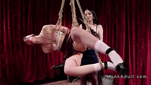 Tied, Tie, Lesbian tied up
